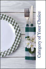 Custom Cookbook Divider